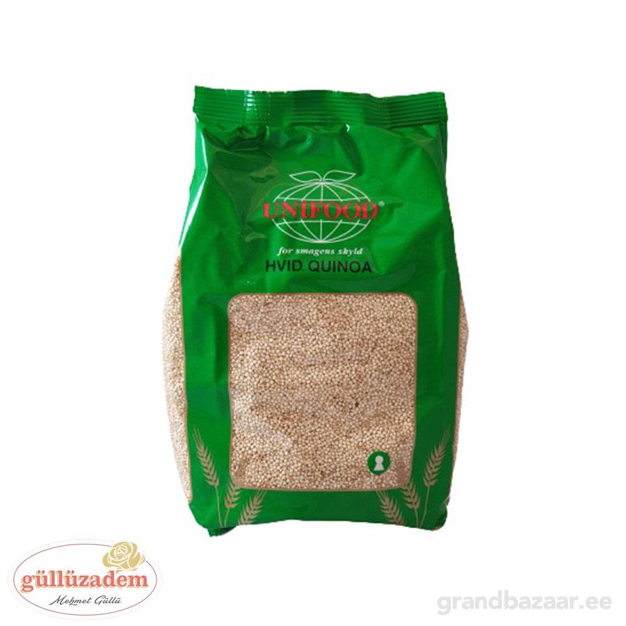 Valged Quinoa