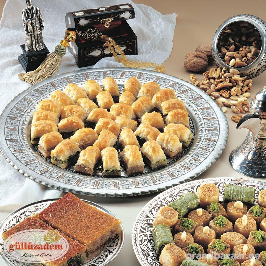 Baklava Kreeka Pähklitega Mix